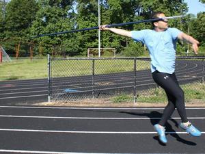 Daniel C. action photo