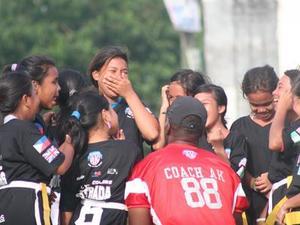 Coach AK I. action photo