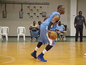 Michael R. action photo