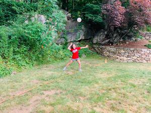 Adaeze T. Merah action photo