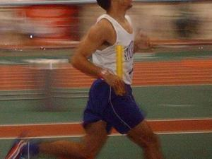 Daniel A. action photo