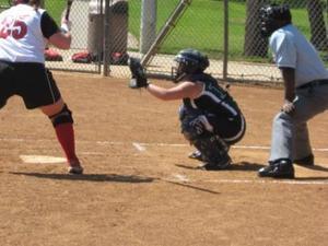 MaryBeth C. action photo