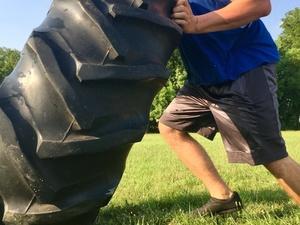 Josh Livelsberger action photo
