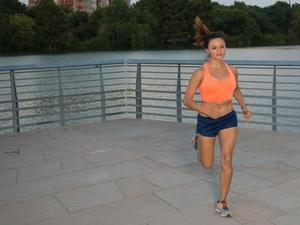 Lena C. action photo