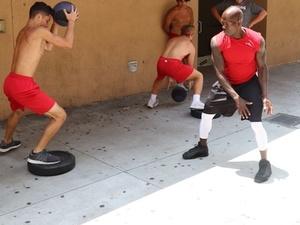 Doron Willis action photo