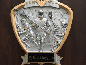 Ryland Huyghue action photo