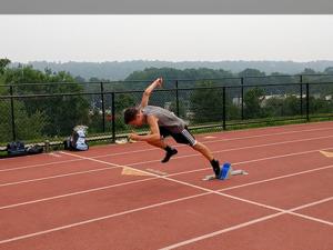 Damien Johnson action photo