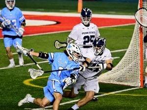 Michael Aronow action photo