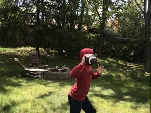 Colin Kaltenecker action photo