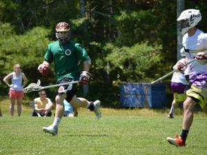 Judd Baggett action photo