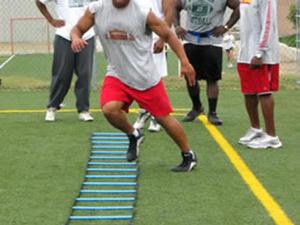 Derrick W. action photo