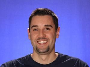 Jeff D. action photo