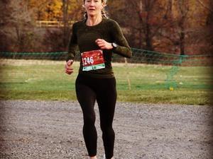 Natalie J. action photo