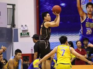 Horace Nguyen action photo