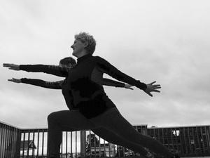 Jody B. action photo