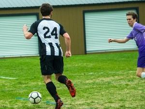 Ryan McCabe action photo