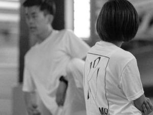 Mo Cho action photo