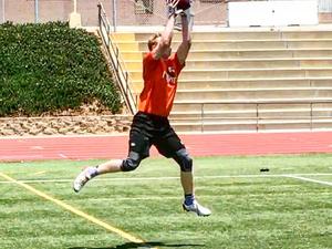 Jarryd D. action photo