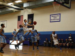Trevor S. action photo