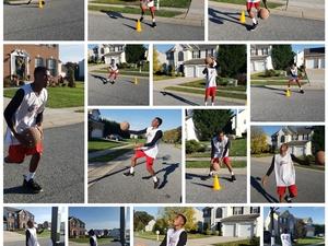 Ryan S. action photo