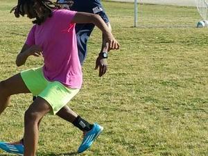 Jabir Liganga action photo
