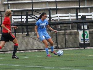 Erica Suter action photo