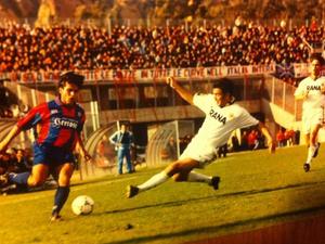 Franco Florio action photo