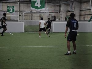 Dickson F. action photo