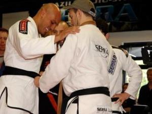 Gabriel Toribio action photo