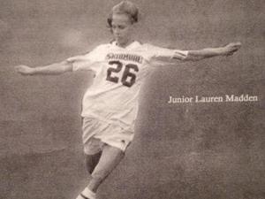 Lauren M. action photo