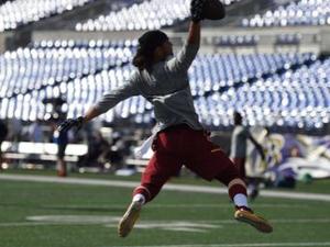 Trey W. action photo