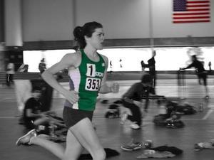 Joanna M. action photo