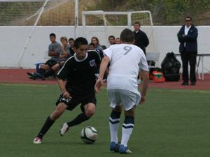 Adrian Avila action photo