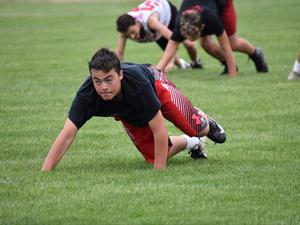 Jordy S. action photo