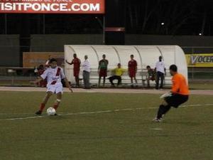 Michael Reyes action photo