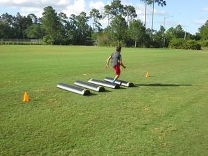 Royce P. action photo