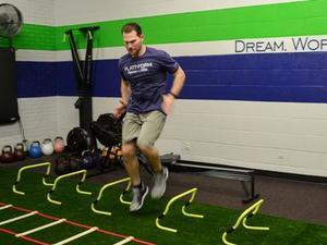 Nick Platt action photo