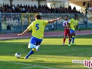 Emmanuele Sembroni action photo