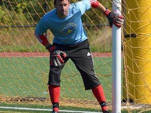 Craig Vincent action photo