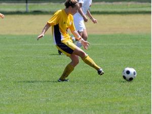 Hannah Van Eendenburg action photo