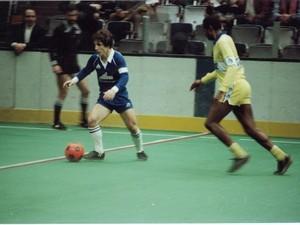 Roberto D. action photo