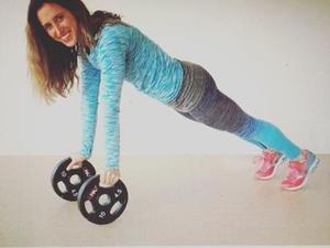 Megan F. action photo