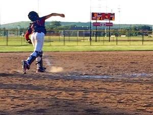 Drew M. action photo