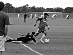 Josel Mateo action photo