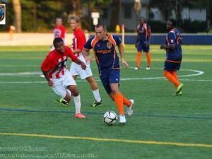 Jamie S. action photo
