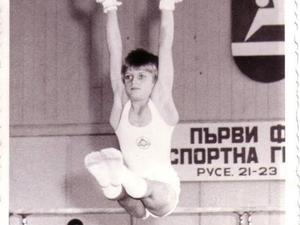 Deyan Yordanov action photo