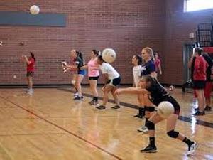 Coach Danielle Washington action photo
