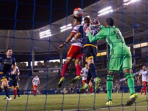 Daniel Antunez action photo