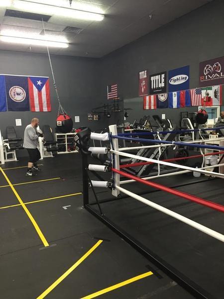 Boxing Coach in Stafford, VA | Alberto