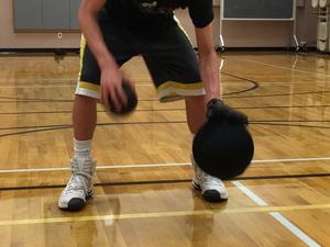 Corbin W. action photo